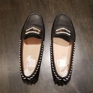 Tods (Tod's) loafers flats shoes Made in Italy